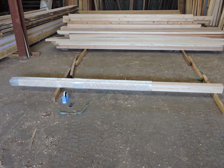 人工乾燥材の提供、樋口製材
