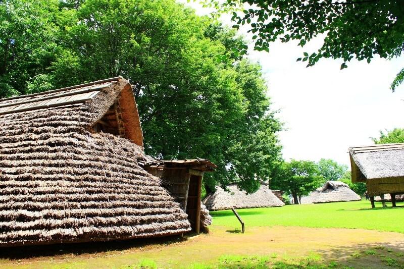 縄文時代の製材